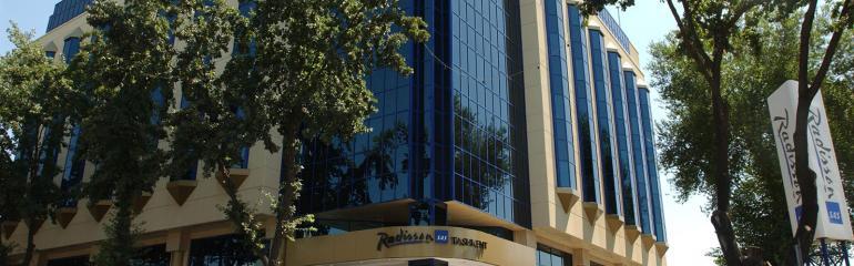 Radisson Blu Hotel, Tashkent