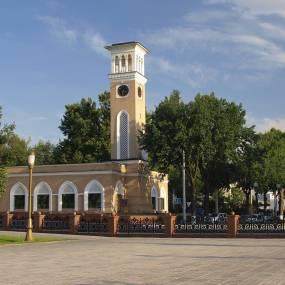 Tashkent chimes