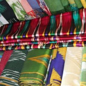 Uzbek National Silk Products