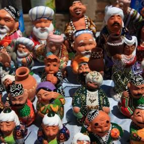 Uzbek National Toys