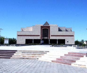 The State Art Museum  named after I.V. Savitsky