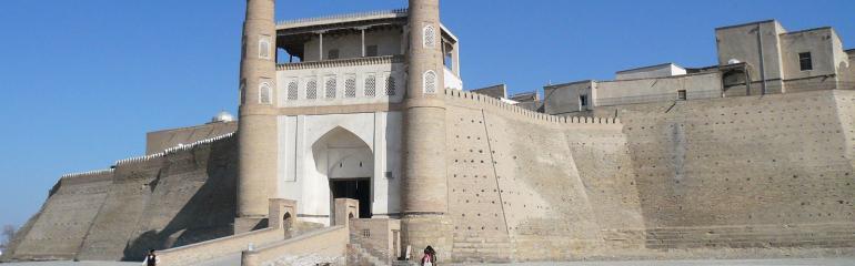 Тур  в Узбекистан на осень 2021