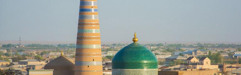 Uzbekistan - the country of endless expanses