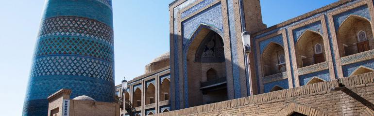 тур по городам Узбекистана из Екатеринбурга