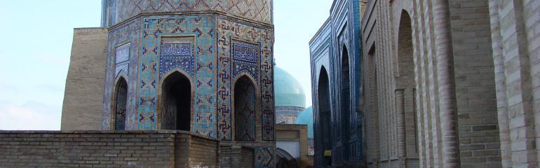 Тур по городам  Узбекистана из Москвы  2018