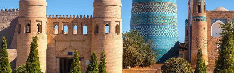 Тур по городам Узбекистана из Москвы на  осень 2018