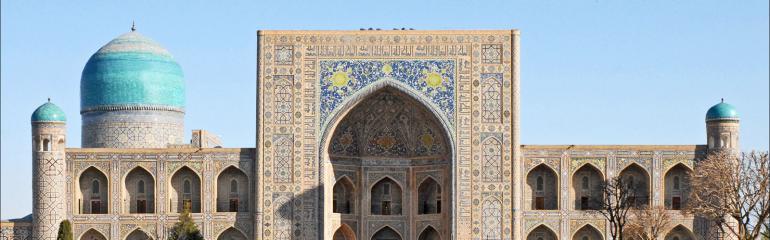 Тур в Узбекистан на осень из Санкт-Петербурга
