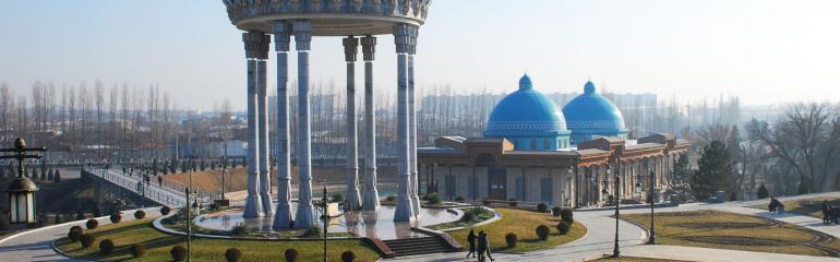 Тур по городам Узбекистана из Самары в 2018