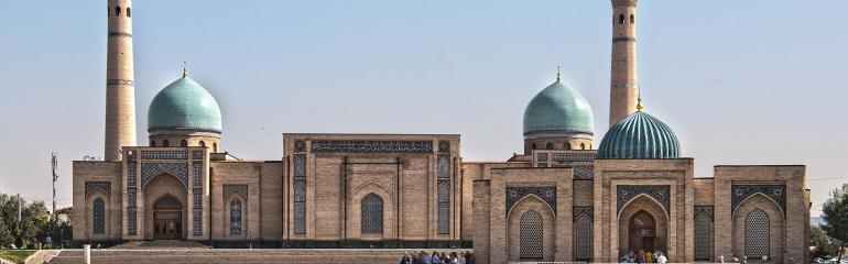 Тур в Узбекистан на осень из Воронежа